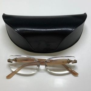 🕶️BVLGARI 2190-B Women's Eyeglasses/717/TIZ152🕶️